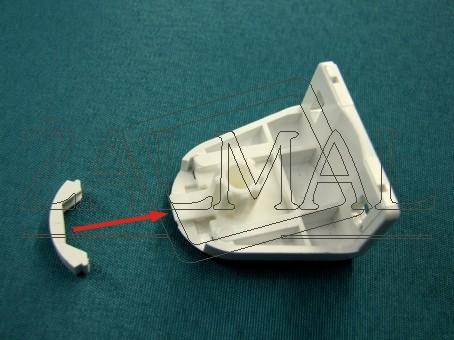 zaślepka uchwytu rolety mini